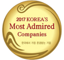 连续五年韩国能率协会第一名