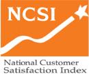NCSI国家顾客满意指数