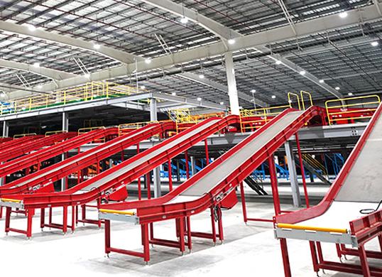 CJ Logistics Smart Hub Bangna