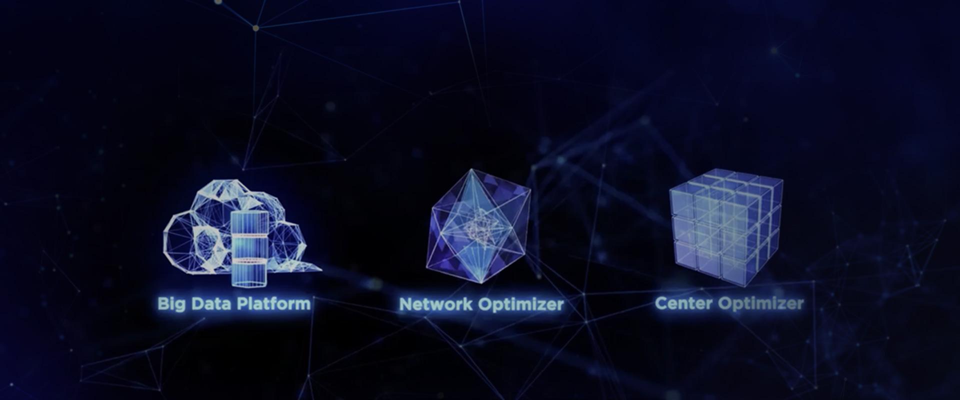 Big Data Platform, Network Optimizer, Center Optimizer