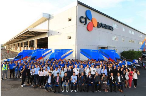 CJ Logisticsofficially launches Smart Hub Bangna, the latest parcel distribution center in Thailand