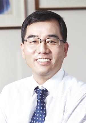 CJ Logistics CEO, Sin Ho Kang