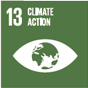 13. Taking urgent action to combat climate change and its impacts