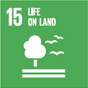 15. Protecting, restoring and promoting sustainable use of terrestrial ecosystems, sustainably managing forests, combating desertification, and halting and reversing land degradation and halting biodiversity loss