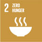 02. Ending hunger, achieving food security and improving nutrition, and promoting sustainable agriculture