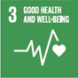 03. Ensuring healthy lives and promoting well-being for all at all ages