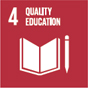 04. Ensuring inclusive and equitable quality education and promoting lifelong learning opportunities for all