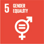 05. Achieving gender equality and empowering all women and girls