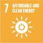 07. Ensuring access to affordable, reliable, sustainable and modern energy for all