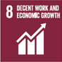 08. Promoting sustained, inclusive and sustainable economic growth, full and productive employment and decent work for all
