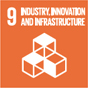 09. Building resilient infrastructure, promoting inclusive and sustainable industrialization and fostering innovation