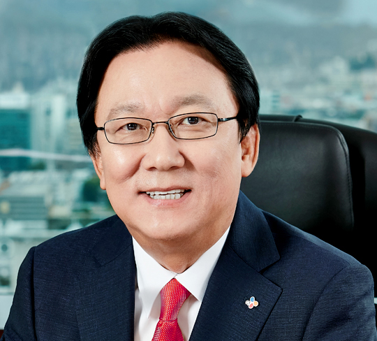 CEO of CJ Logistics Corp. Vice Chairman, Park Keun-Hee